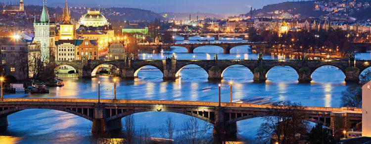 Avon dame u Pragu